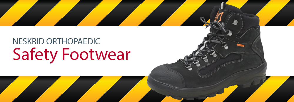 Neskrid Safety Footwear