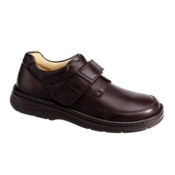Picture of Comfort Shoes with Stretch - Velcro - 3511